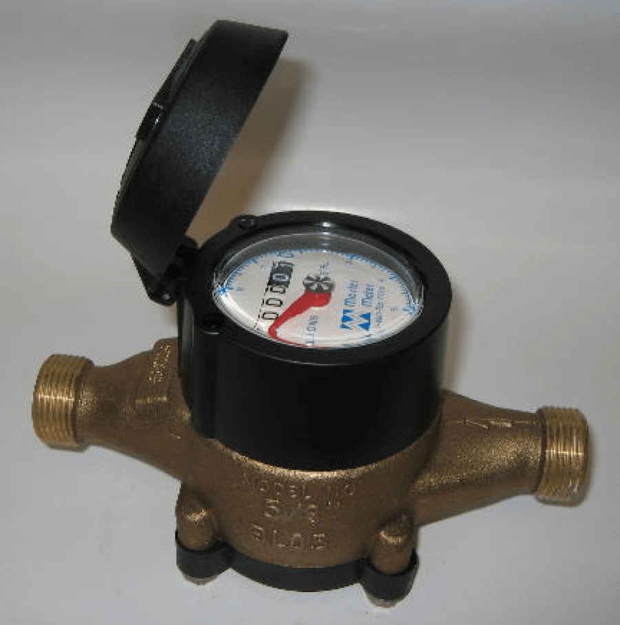 main shut off valve