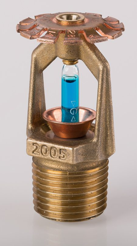 Image of a standard water sprinkler.