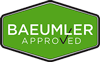 Baeumler Approved Logo for Waterworks Plumbing & Drains in Toronto, Ontario